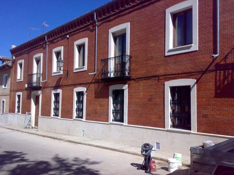revestimientos fachadas palencia - Revestimientos De Fachadas